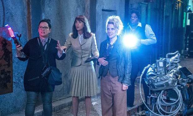 Ghostbusters - Phim toàn ma, cười thả ga! - Ảnh 1.