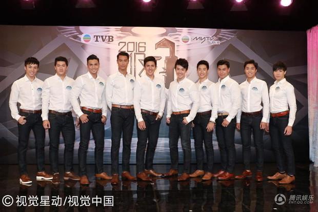 Đây chính là 10 gương mặt sáng giá nhất trong cuộc thi Quý ông Hồng Kông 2016 - Ảnh 1.