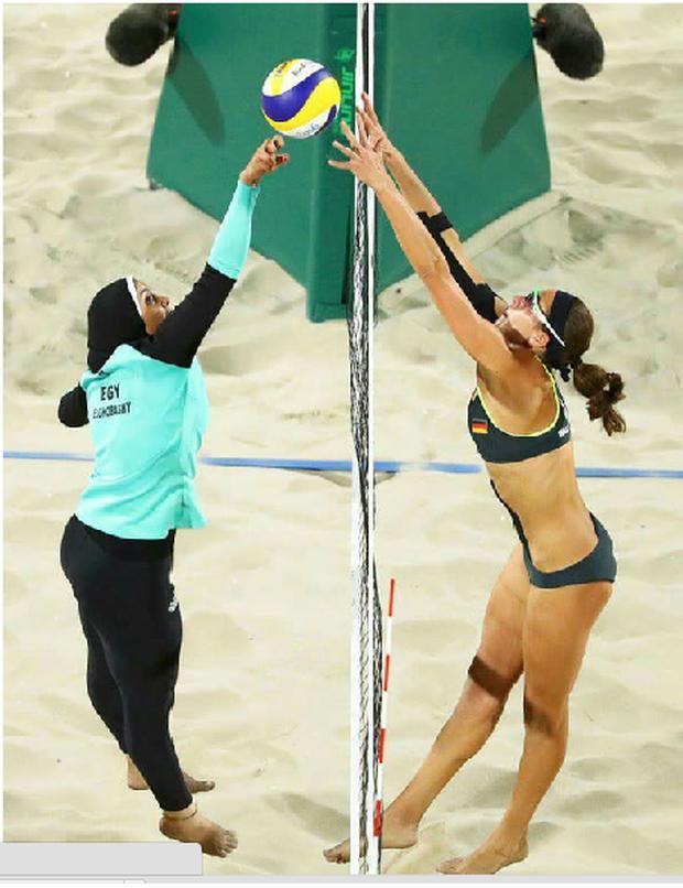 Những khoảnh khắc không thể quên tại Olympic 2016 - Ảnh 1.