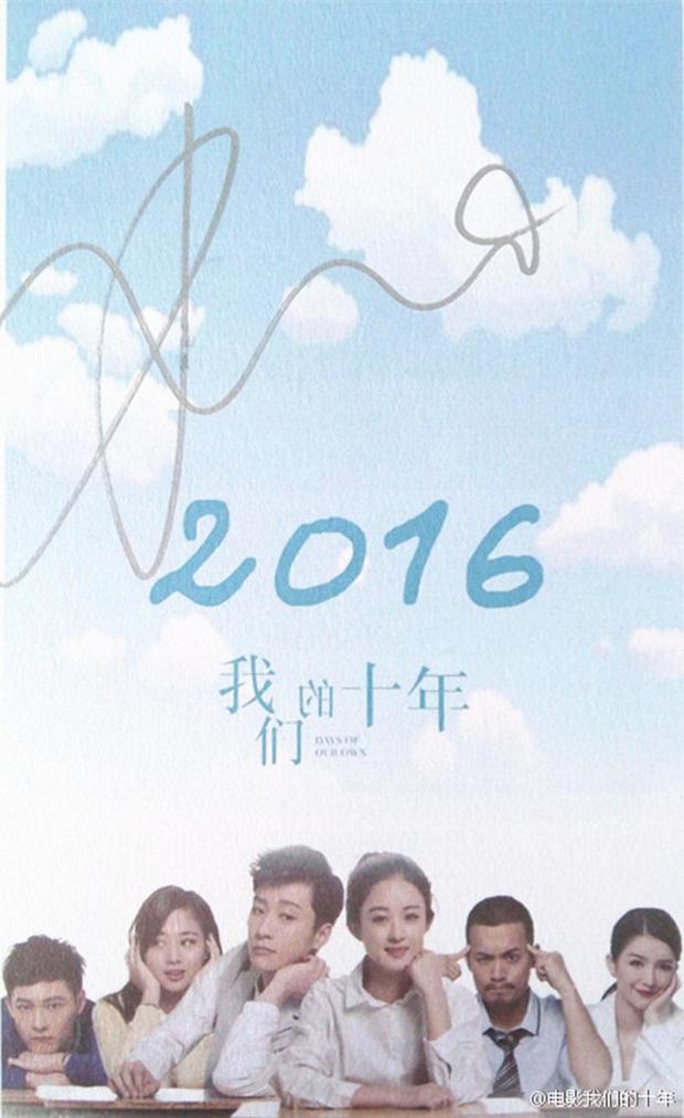 Điện ảnh Hoa ngữ tháng 9: Từ tình cảm lãng mạn đến hành động nghẹt thở - Ảnh 3.