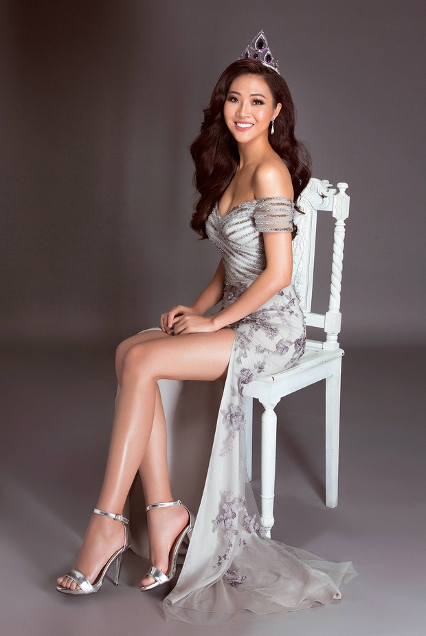 Hoa khôi Diệu Ngọc sẵn sàng tiếp bước Lan Khuê, chinh chiến tại Miss World 2016 - Ảnh 3.