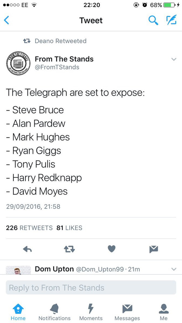 Huyền thoại Ryan Giggs cũng có tên trong danh sách nhúng chàm - Ảnh 2.