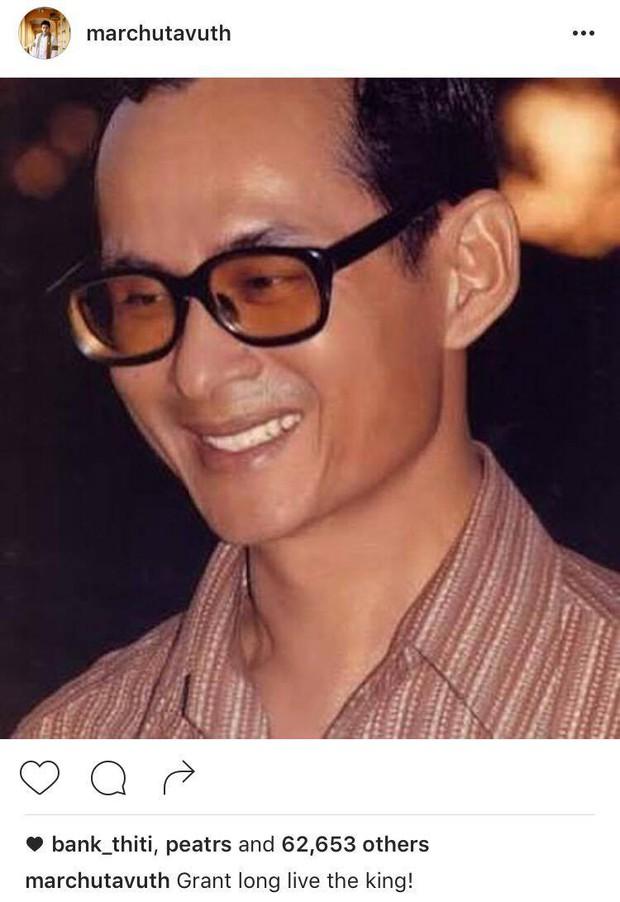 Sao Thái Lan đau buồn, bày tỏ thương tiếc trước sự ra đi của Quốc Vương Bhumibol - Ảnh 4.