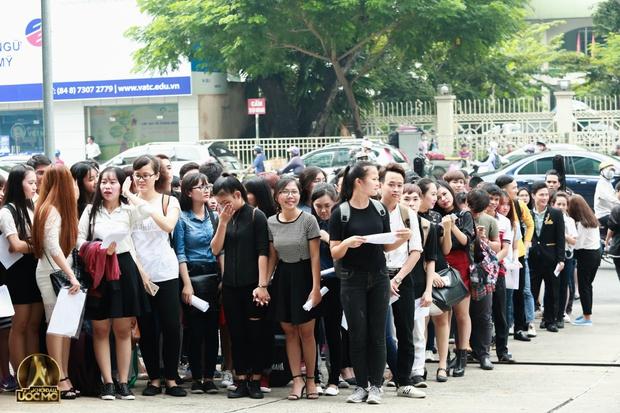 Chúng Huyền Thanh hộ tống bạn trai hot boy đi casting show âm nhạc - Ảnh 10.