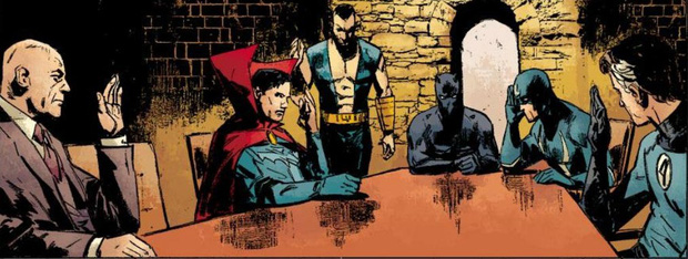 Hội Iluminati sẽ xuất hiện trong phim siêu anh hùng Doctor Strange? - Ảnh 2.