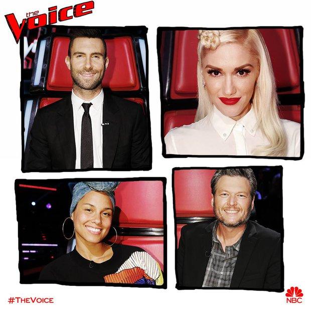 Blake hôn ngấu nghiến Adam, Miley Cyrus sẽ rời The Voice Mỹ mùa tới - Ảnh 4.
