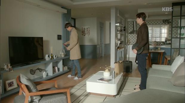 Đường Đến Sân Bay: Lee Sang Yoon xem Kim Ha Neul là người nhà - Ảnh 1.
