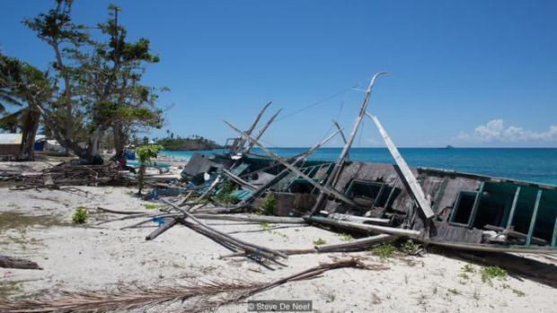 Nhờ có cá mập, đảo ngọc du lịch tại Philippines mới hồi sinh thần kì đến vậy - Ảnh 1.