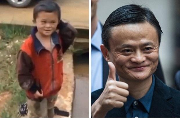 Cuộc sống của một cậu bé nghèo đã hoàn toàn thay đổi vì có gương mặt giống hệt tỷ phú Jack Ma - Ảnh 2.