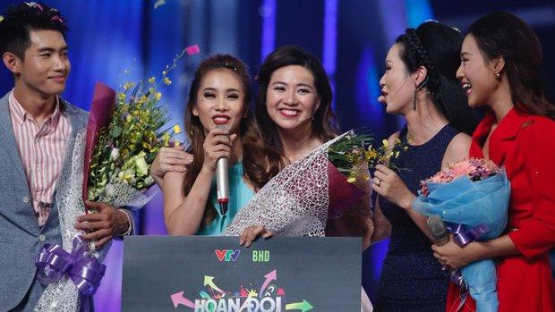 Chi Pu - Gil Lê đáng yêu trong gameshow, Hoàng Oanh gây sốt với clip nói về tình yêu - Ảnh 5.