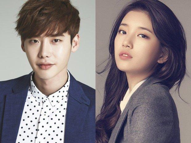 Suzy trở thành người tình màn ảnh của Lee Jong Suk trong phim mới - Ảnh 1.