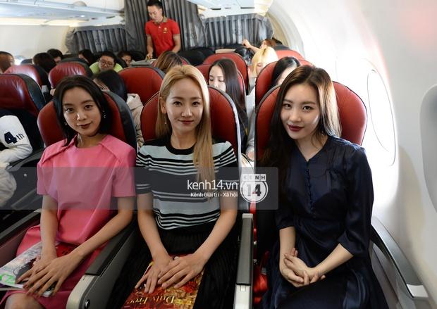 Wonder Girls bay từ Hàn Quốc sang Hà Nội rồi mới vào TP.HCM - Ảnh 2.
