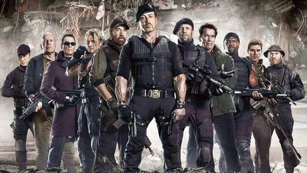Biệt đội lính đánh thuê tuyên bố phần cuối sẽ ra mắt năm 2018 - Ảnh 1.