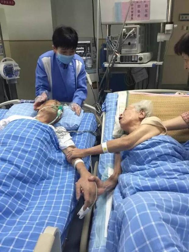 Trước khi rời xa thế giới này, ông lão 92 tuổi chỉ ao ước được một lần nắm tay người vợ thân yêu - Ảnh 3.