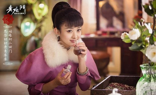 Triệu Lệ Dĩnh, Trần Vỹ Đình đồng loạt khoác áo lông sang trọng trong Lão Cửu Môn - Ảnh 2.