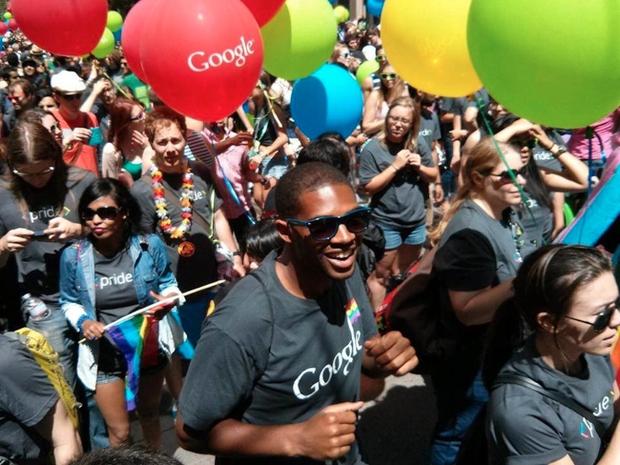 Loạt ảnh chứng minh Google là một trong những công ty đáng đầu quân nhất - Ảnh 1.