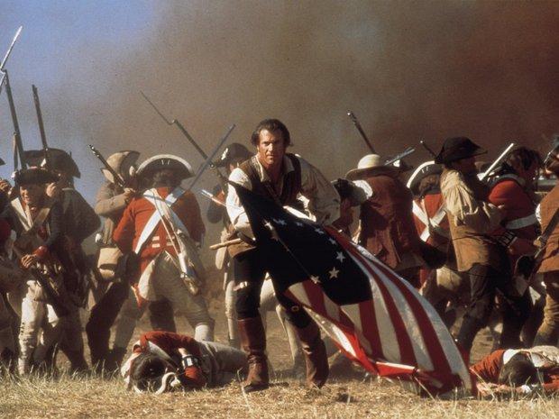 Lịch sử Hoa Kỳ - Đề tài không bao giờ cũ với các nhà làm phim Hollywood - Ảnh 2.