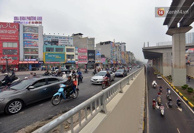 Chính thức thông xe hai hầm chui lớn nhất Hà Nội - Ảnh 10.