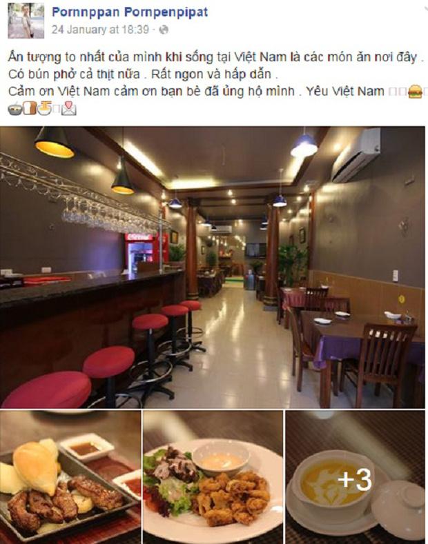 Hot girl Nene đình đám của Thái khoe ảnh tung tăng du hí ở Sài Gòn - Ảnh 7.