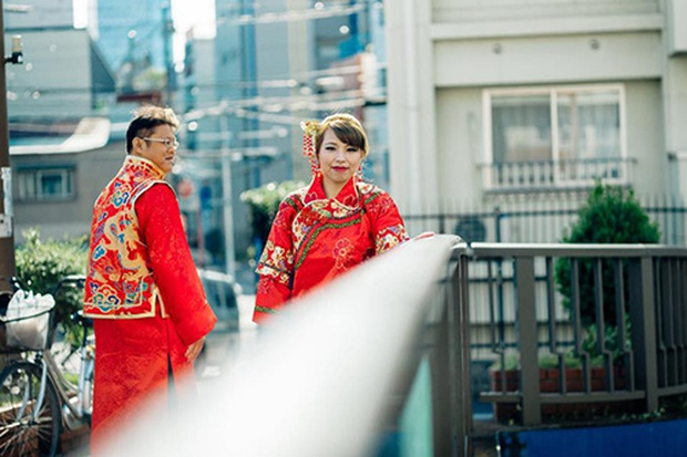 Lặn lội sang Nhật Bản chụp ảnh cưới, cặp đôi Trung Quốc nhận về toàn... thảm họa - Ảnh 10.