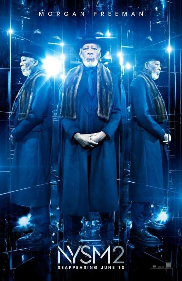Now You See Me 2 tiếp tục khiến khán giả phát cuồng với những màn ảo thuật huyền diệu - Ảnh 10.