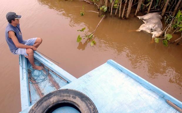 20 bức ảnh gây shock cho thấy nguồn nước trên toàn thế giới đang ô nhiễm nghiêm trọng - Ảnh 10.