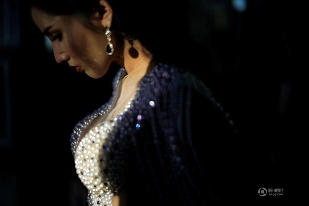 Chùm ảnh: Hậu trường cuộc thi Hoa hậu chuyển giới được quan tâm nhất Thái Lan - Ảnh 11.