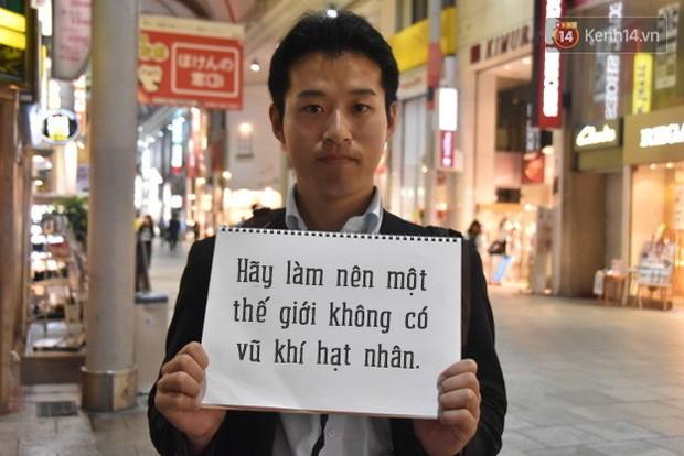 Đây là những điều người dân Hiroshima muốn nói với Tổng thống Obama - Ảnh 10.