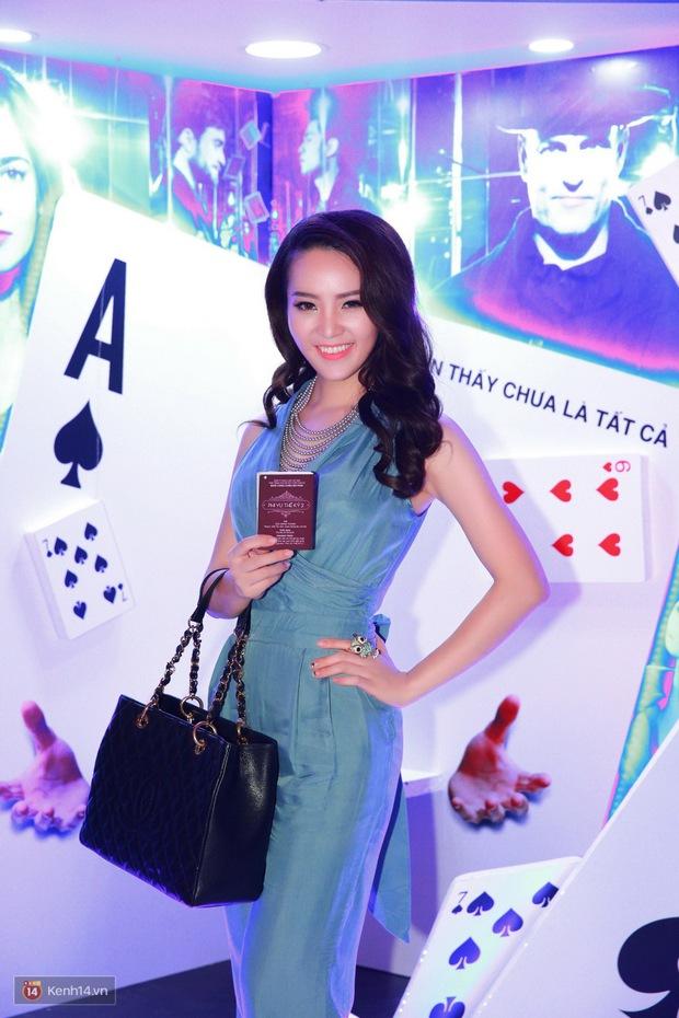 Dàn sao Việt nô nức đi xem siêu phẩm ảo thuật Now You See Me 2 - Ảnh 5.