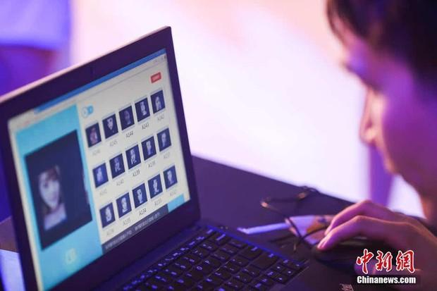 Cuộc thi Nhận mặt hot girl ở Trung Quốc: Mẹ đẻ còn nhận nhầm con gái - Ảnh 7.