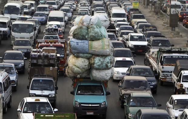 Không chỉ Indonesia, rất nhiều thành phố khác trên thế giới cũng thường xuyên ùn tắc kinh hoàng - Ảnh 10.