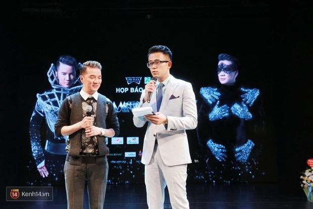 Đàm Vĩnh Hưng bảnh bao trong ngày ra mắt liveshow kỉ niệm 20 năm ca hát tại Hà Nội - Ảnh 5.