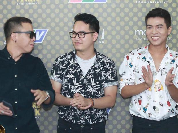 Chúng Huyền Thanh hộ tống bạn trai hot boy đi casting show âm nhạc - Ảnh 12.