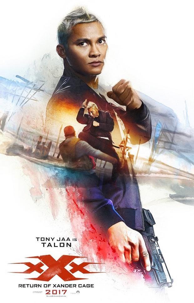 DJ Ngô Diệc Phàm xuất hiện cực ngầu cùng Vin Diesel và Chân Tử Đan trong xXx 3 - Ảnh 8.
