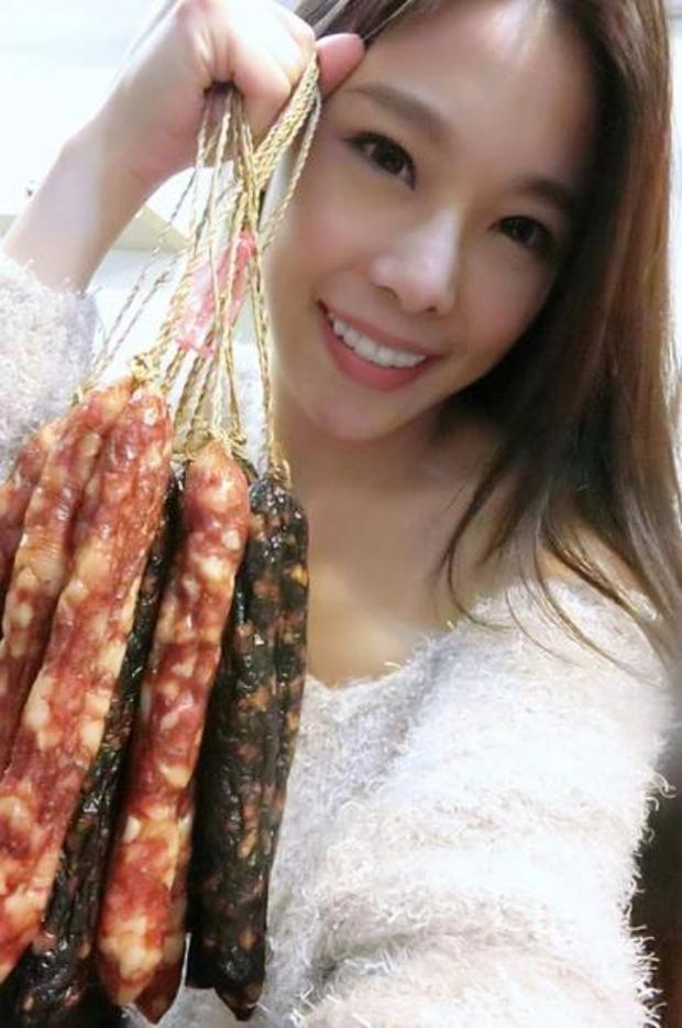 Không chỉ xinh đẹp mà còn giỏi nấu nướng, cô Thạc sỹ Kinh tế bỗng nổi như cồn trên mạng xã hội - Ảnh 2.