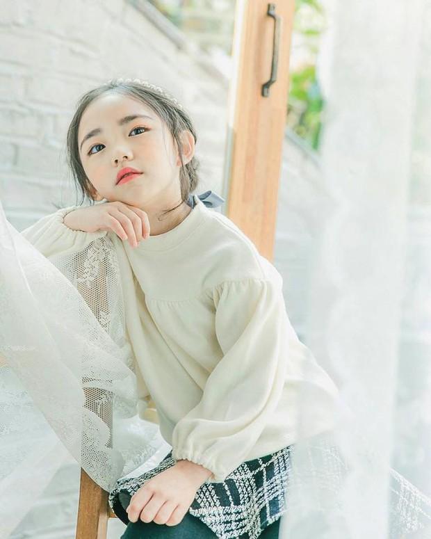 Chân dung cô bé Hàn Quốc xinh đẹp đến mức có thể khiến trái tim bạn tan chảy - Ảnh 3.
