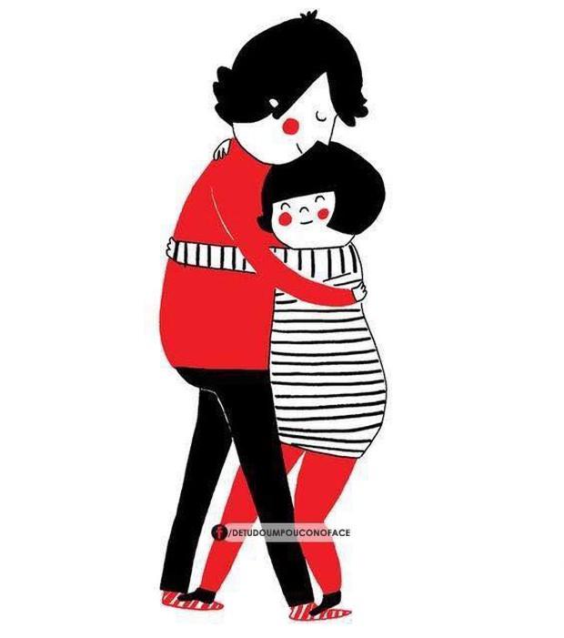 Hạnh phúc nhất khi yêu nhau là được về ở với nhau và làm những điều này - Ảnh 19.