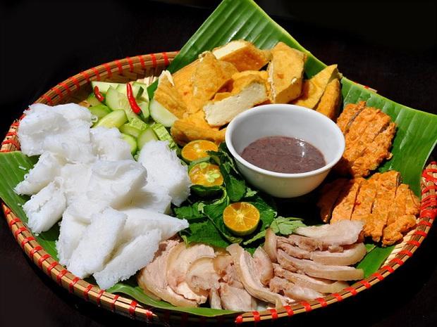 Bún đậu mắm tôm: Hà Nội chỉ ăn buổi trưa, Sài Gòn ăn cả đêm cả ngày - Ảnh 1.