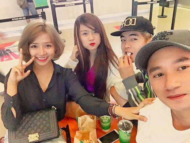 Hé lộ ảnh người yêu xinh xắn của ca sĩ Vợ người ta Phan Mạnh Quỳnh - Ảnh 2.