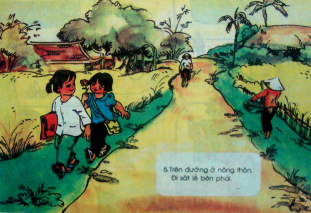 Đây chính là cuốn sách Đạo đức ngay lập tức đưa 8x, 9x đời đầu quay về tuổi thơ - Ảnh 14.