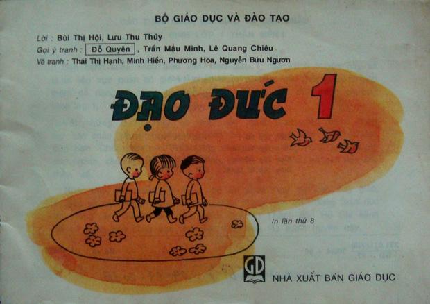 Đây chính là cuốn sách Đạo đức ngay lập tức đưa 8x, 9x đời đầu quay về tuổi thơ - Ảnh 3.