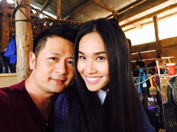 Bằng Kiều tung ảnh tình cảm cùng Dương Mỹ Linh, xóa tin đồn rạn nứt - Ảnh 1.