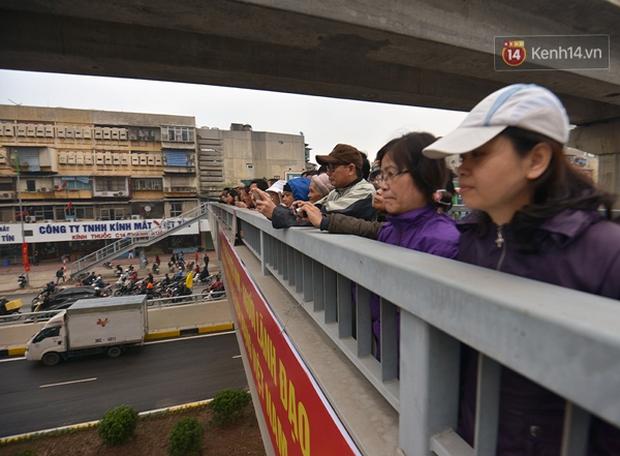 Chính thức thông xe hai hầm chui lớn nhất Hà Nội - Ảnh 11.