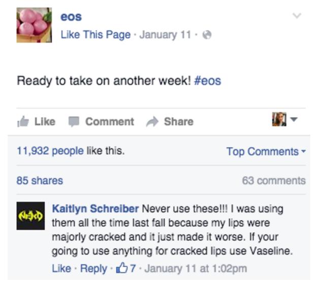 Son trứng EOS bị kiện vì gây phát ban, phồng rộp nghiêm trọng - Ảnh 11.