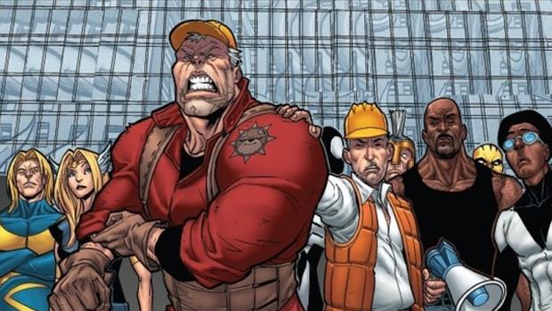10 TV series siêu anh hùng mới sắp được ra mắt trong năm 2016 - Ảnh 12.