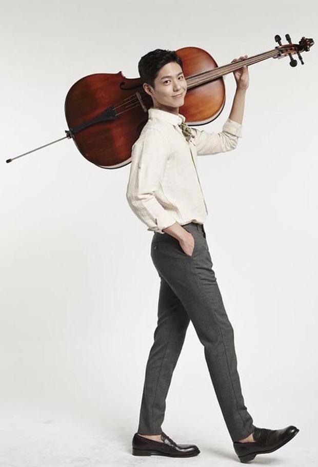 Từ mỹ nam vai phụ, kỳ thủ cờ vây Choi Taek Park Bo Geum hóa hoàng tử truyền hình - Ảnh 13.
