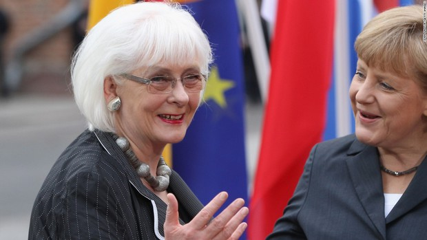 Những nữ chính trị gia quyền lực nhất trên thế giới - Ảnh 11.