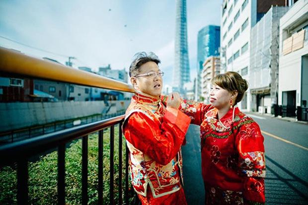 Lặn lội sang Nhật Bản chụp ảnh cưới, cặp đôi Trung Quốc nhận về toàn... thảm họa - Ảnh 11.