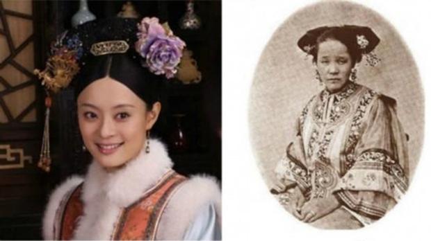 Vẻ đẹp thật sự của các phi tần Trung Quốc thời xưa khiến nhiều người ngã ngửa - Ảnh 1.