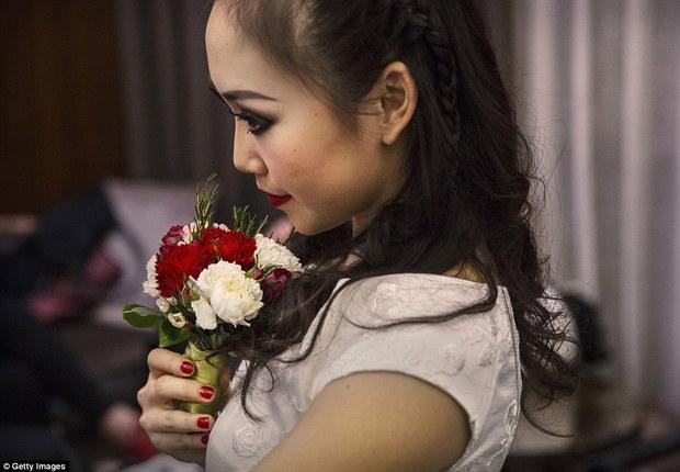 Buổi lễ mai mối tập thể hoành tráng của giới quý tộc Trung Quốc  - Ảnh 11.
